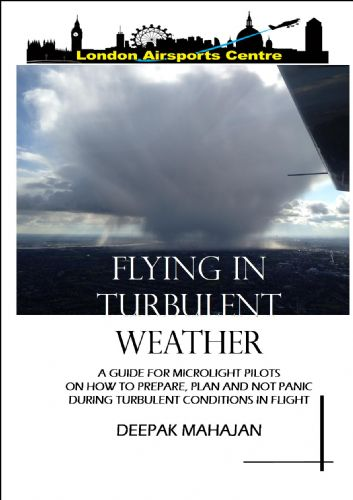 Flying in Turbulent Weather by D. Mahajan